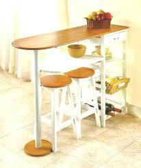 Oak Breakfast Bar Table Wall Mounted Breakfast Bar Table Magnificent Kitchen Breakfast Bar