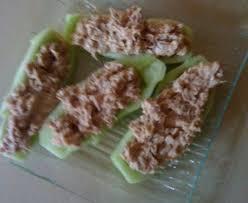 cuisiner concombre concombre au thon recette de concombre au thon marmiton