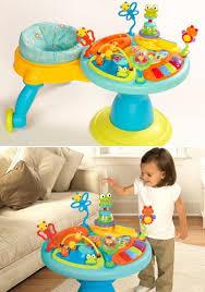 table eveil bebe avec siege jouet premier âge doodle bugs around we go le jouet de l ée