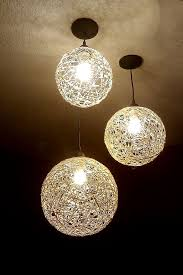 Diy Ball Chandelier 335 Best Lighting Images On Pinterest Chandeliers Blown Glass