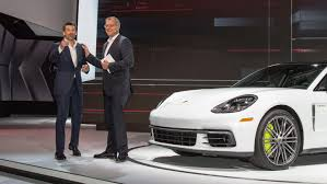 2016 porsche panamera e hybrid porsche at the los angeles auto show 2016 world premiere of the