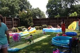backyard party ideas backyard party ideas for kids outdoor goods