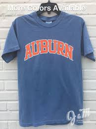 mv sport arch auburn comfort color t shirt j u0026m bookstore