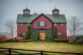 Large Barn Somerset Barn Home Yankee Barn Homes