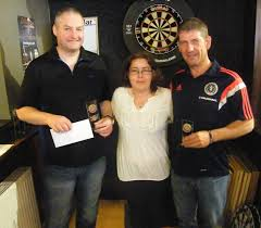 Donald Macdonald by 5th Innes Darts Festival 2016 Innes Bar Spikeys