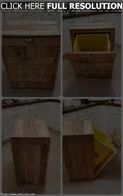 kitchen trash cabinet best 25 dog proof trash can ideas on pinterest rustic kitchen for
