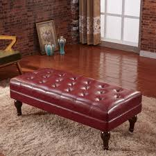 leather bedroom bench picture with marvellous red leather piano