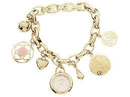 anne bracelet images Watch 2 lurve w2l011 anne klein charm bracelet watch jpg