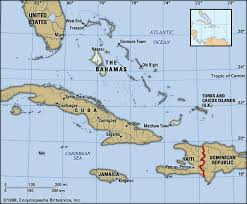 bahamas on a world map the bahamas history geography points of interest