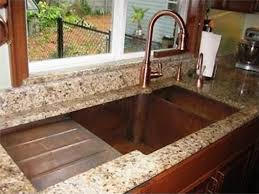 Hammered Copper Sink Reviews by Copper Sink Home Depot Best Sink Decoration