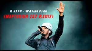Waving Flag Artist K U0027naan Waving Flag Inphecs U0026 Drummycat Trap Remix Official