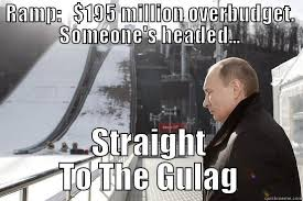 Sochi Meme - in trouble in sochi quickmeme