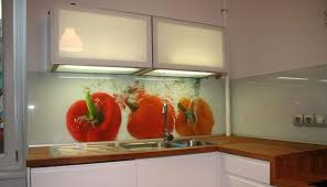 amazing kitchen design and concept with acrylic backsplash homesfeed