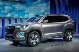 subaru viziv 2018 subaru viziv 7 suv concept photo gallery news cars com