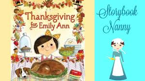 thanksgiving card for kids thanksgiving for emily ann kids book read aloud youtube