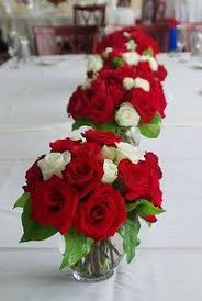 Red And White Centerpieces For Wedding by Centerpieces Tablescapes And Centerpieces Pinterest