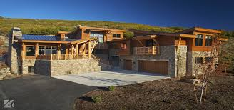 Walker Home Design Utah by Architects U0026 Builders Promontory Club Park City Ut