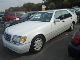 mercedes s500 1996 1996 mercedes s500 for sale in rock hill