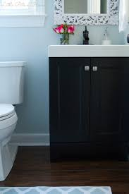 Wilson 4 Drawer Filing Cabinet Walmart by One Room Challenge Bathroom Reveal