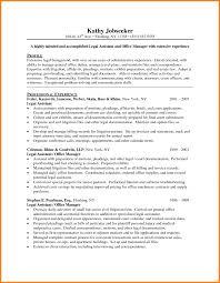 resume for secretary position executive secretary resume sample
