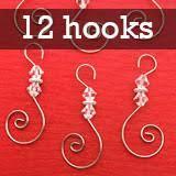 ornament hooks hangers decoration holders photo