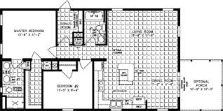 two bedroom two bath floor plans two bedroom mobile homes l 2 bedroom floor plans