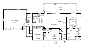 the charlevoix house plan by energy smart home plans