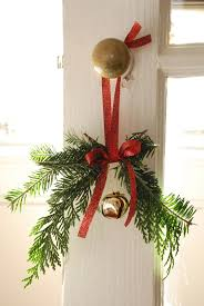 christmas doorknob hangers the home depot
