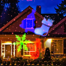 House Christmas Light Projector by Amazon Com Christmas Lights Halloween Christmas Outdoor Night
