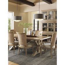 lexington furniture 830 877 monterey sands walnut creek dining