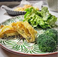 cuisiner du brocoli recette de recette rapide des feuilletés au brocoli