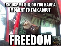 Freedom Meme - livememe com freedom bird