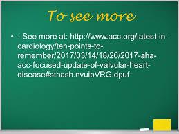free ppt templates com 2017 aha acc focused update of valvular