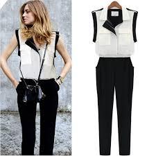 black and white jumpsuit bigcatters com black and white jumpsuits 01 jumpsuitsrompers