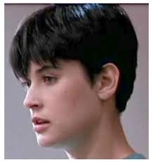 demi moore ghost hairstyle google search quotes pinterest