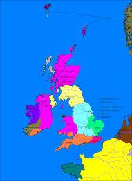 Britain Map Alternate Britain Map Challenge Alternate History Discussion