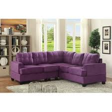 Purple Sectional Sofa Purple Sectional Sofas You Ll Wayfair