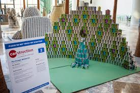 canstruction at brookfield place winter garden ny u2013 fourculture
