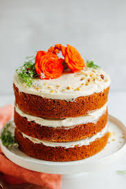 1 bowl vegan gluten free carrot cake myraddish