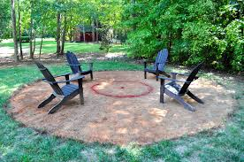 Firepit Area Diy Pit Area Fireplace Design Ideas