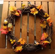 46 diy ideas to make thanksgiving wreaths guide patterns