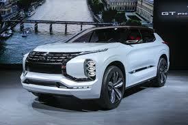 mitsubishi supercar concept mitsubishi gt phev concept revealed autocar