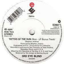 Third Eye Blind San Francisco 45cat Third Eye Blind Semi Charmed Life Album Version