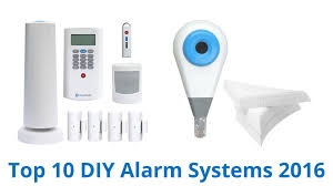 best diy alarm systems   youtube with  from youtubecom