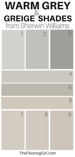 best greige cabinet colors 9 amazing warm gray paint shades from sherwin williams the