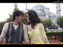 bollywood film the promise vada raha i promise new hindi film full song 2009 youtube