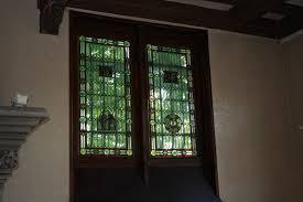 file villa saint cyr stained glass windows jpg wikimedia commons