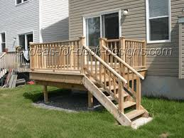 Best  Small Deck Designs Ideas Only On Pinterest Small Decks - Backyard deck designs plans