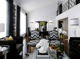 Black And White Armchairs Off White Chairs With Wood And Metal Frame Coffee Table