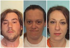 Madeline Leidy Three Arrested In Jay On Drug Possession Prostitution Charges